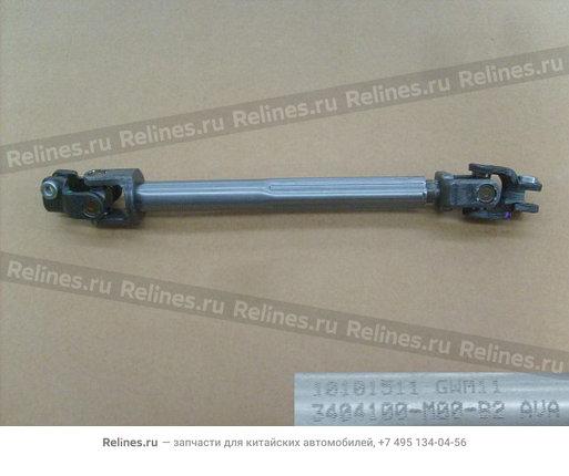 Вал карданный рулевой - 3404200-M00-B1