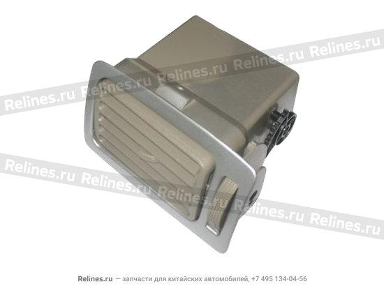 Vent assy-rh - A15-5305260CM
