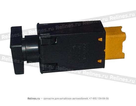 Кнопка включения задних противотуманных фонарей