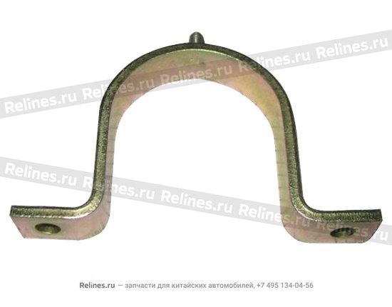 Кронштейн крепления втулки рулевой рейки - A11-3401013BB