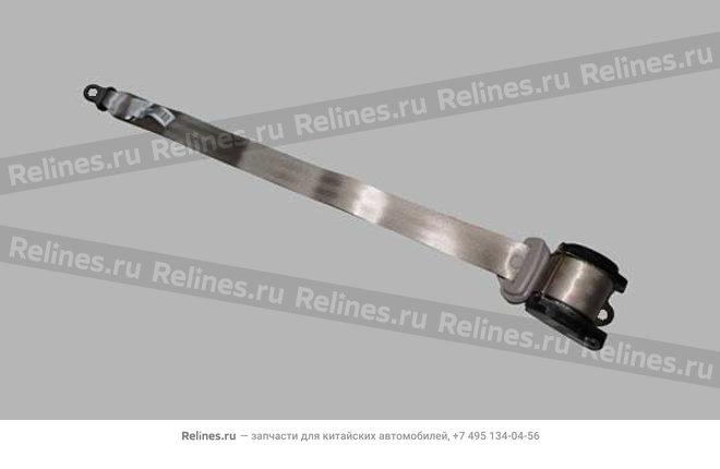 Belt a set L front seat - A15-8212010BB