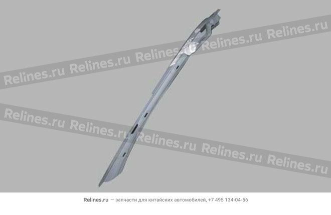 Стойка крыши передняя внутренняя правая  - A11-5400800-DY
