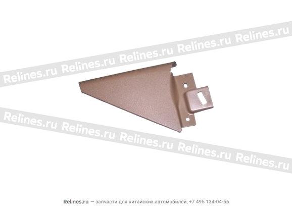 Заглушка зеркала правой двери(треугольник) - A15-6101234BA