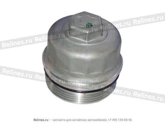 Cap assy - oil fitler - 04693178aa