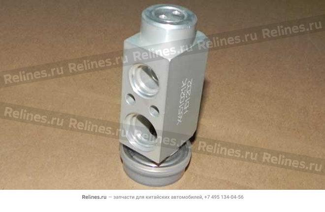 Expansion valve - A15-BJ8106010