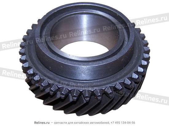 Gear assy - 4TH speed - QR520-1701340