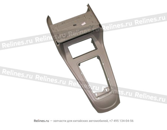 Auxiliary dashboard assy