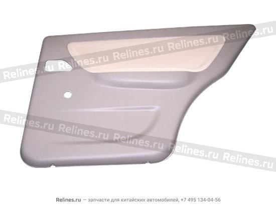 Panel - RR door RH INR - A15-6202420CA