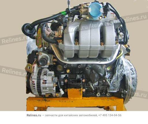 Engine assy(04A 4WD) - 1000100-E01-B4