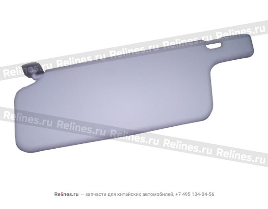 Солнцезащитный козырек левый - A11-8204010BA