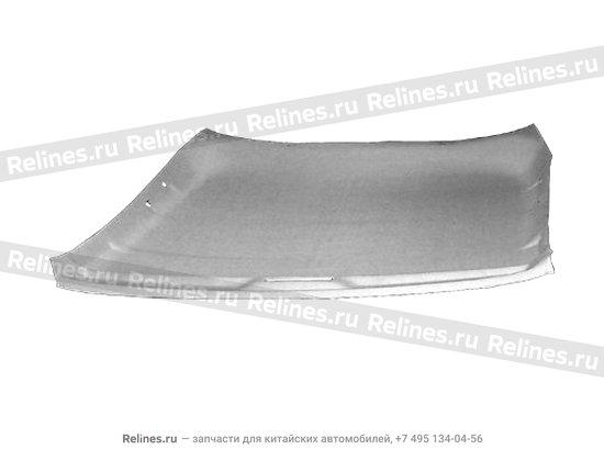 Обшивка потолка - A11-5702010AC