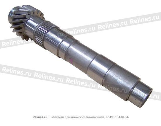 Output shaft - A15-1701411NV