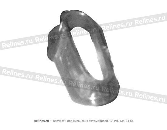 Cover - armrest LH - A11-6102413AL