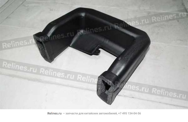 Double duct assy