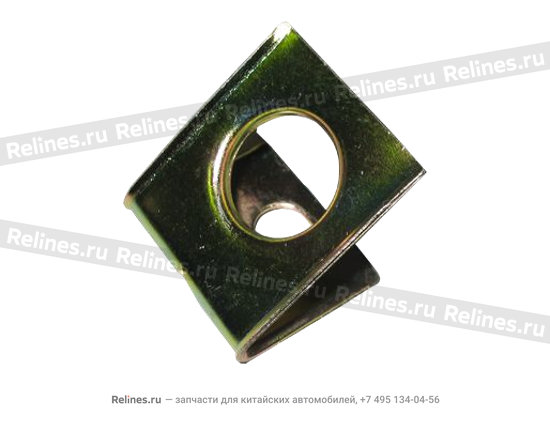 Скоба радиатора - A15-1301320