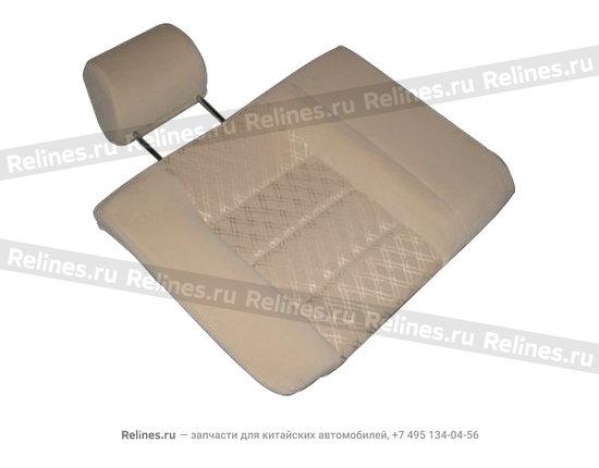 Backrest cushion assy-rr row RH - A15-7005020CB