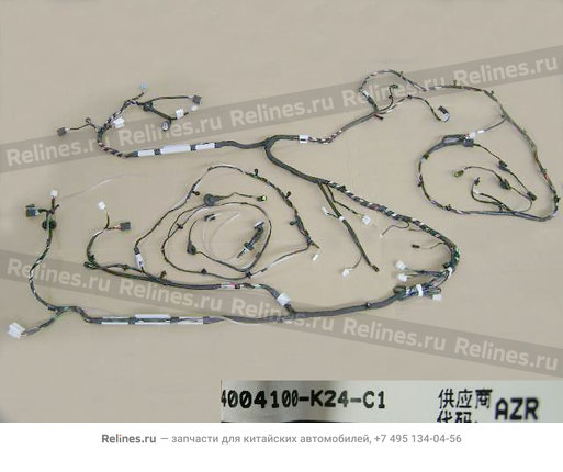 Жгут проводов пола - 4004100-K24-C1