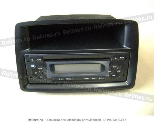 Магнитола CD - 7901100-M00