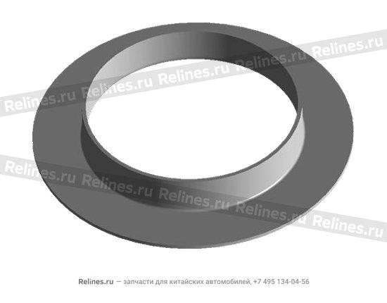 Диск опорный металл задней пружины - A11-2911045