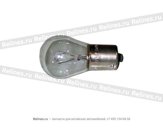 Лампа подсветки номерного знака и габарита