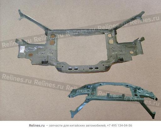 Рамка радиатора (морда) Hover H3 New - 8400100-K46