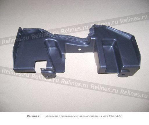 Панель диффузора рамки радиатора правая - 5514012-M00