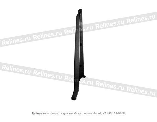 Trim board - b pillar LH LWR - A11-5402050