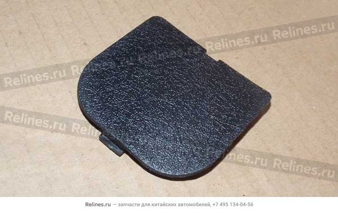 Заглушка бампера пластиковая - A15-3402016BD
