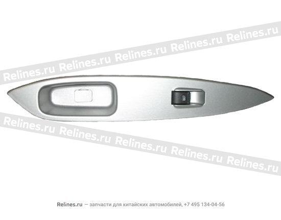 Window ragulator assy-fr door RH