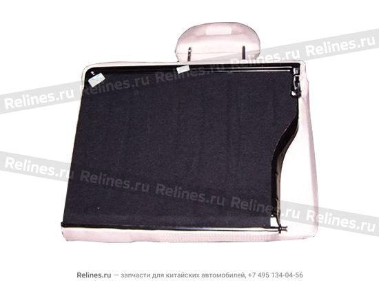 Backrest cushion assy - RR row RH - A15-7005020BU