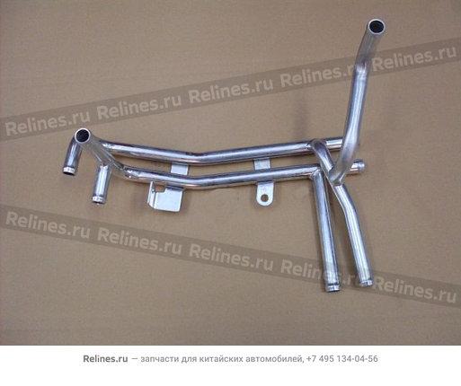 """Изображение продукта """"Cooling water pipe weldment no.2(Wingle)"""""""