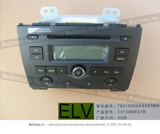 Магнитола CD mp3 - 7901300XK80XA89