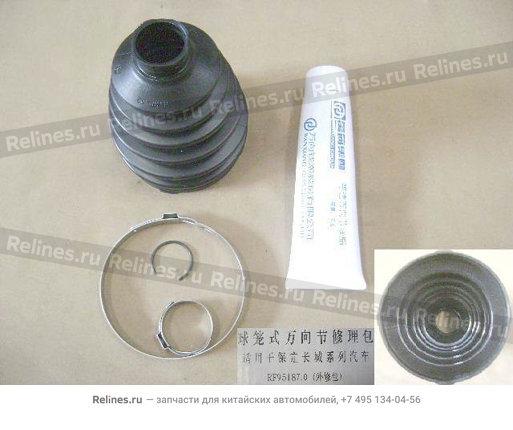 Пыльник ШРУСа наружнего - 2300430-K01-J