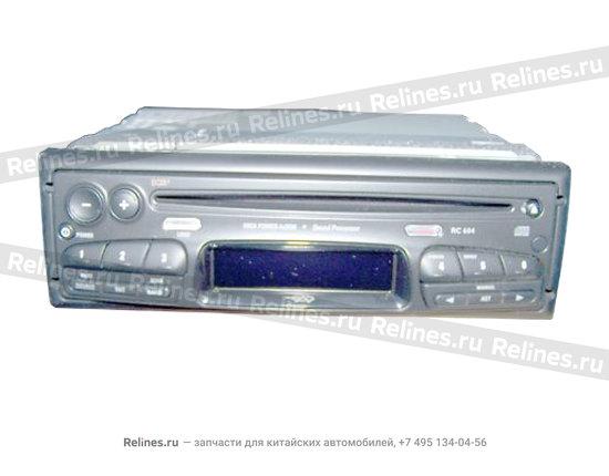 Магнитола CD