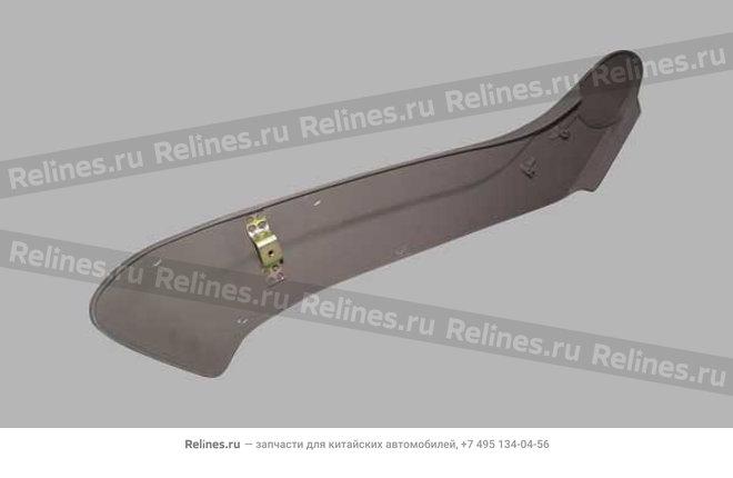 Sheet-fr seat LH - A15-6800111BQ