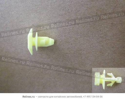 """Изображение продукта """"Clip no.3-FR door seal strip(black)"""""""