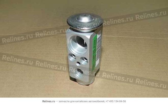 Клапан металл - A11-8106010