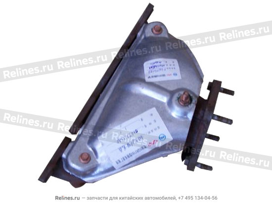 Manifold assy - exhaust - 04693133ad