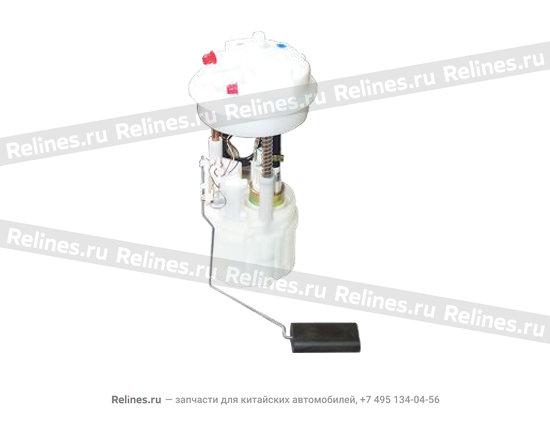 Насос топливный (бензонасос) - A11-1106610DA