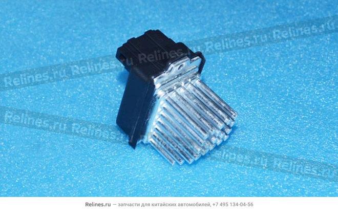 Резистор отопителя - A11-8107031BA