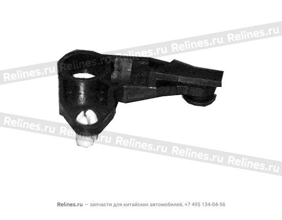 Крепление замка багажника правое - A11-5606250