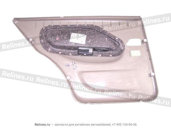 Panel - RR door RH INR - A15-6202420CE
