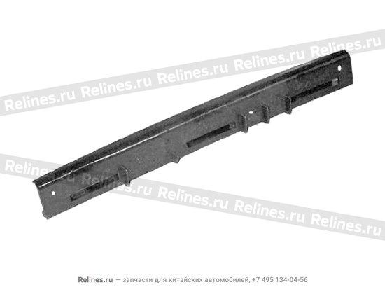 Направляющая бампера переднего правая - A11-2803052