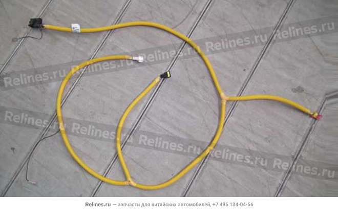 Cable - double air bag