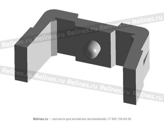 Хомут металлический - 015141109aa