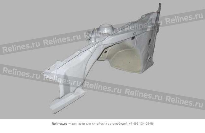 Panel - wheel apron LH