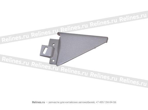 Triangle block - FR door LH