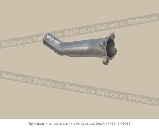 "Изображение продукта ""Conn pipe air intake(intake supercharge)"""