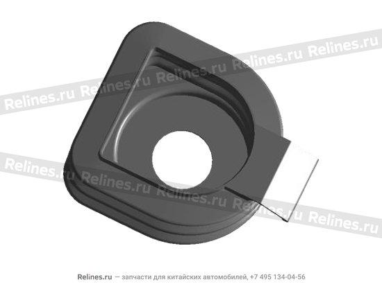 Пыльник коробки передач (КПП) резиновый - 015301261aa