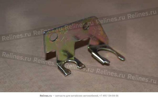 Bracket - wiring LH FR